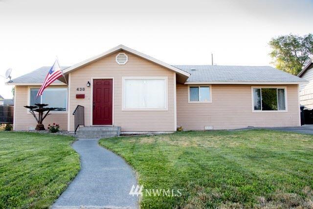 438 Clark Street N, Moses Lake, WA 98837 - #: 1801149