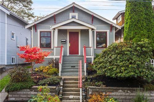 Photo of 2329 N 60th Street, Seattle, WA 98103 (MLS # 1851150)