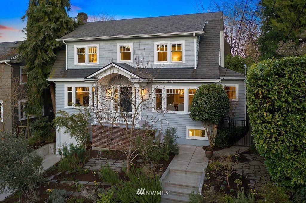 Photo of 1636 21st Avenue E, Seattle, WA 98112 (MLS # 1741158)