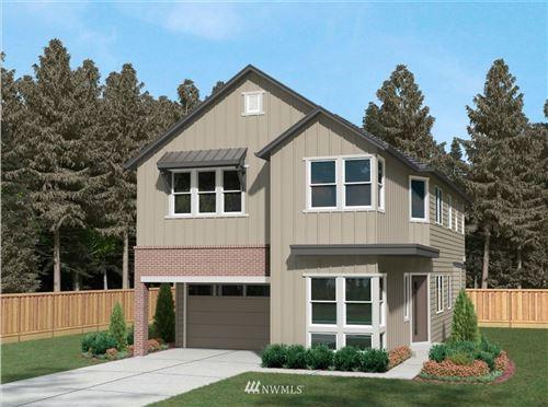 Photo of 24626 NE 13th (Homesite 24) Place, Sammamish, WA 98074 (MLS # 1556159)