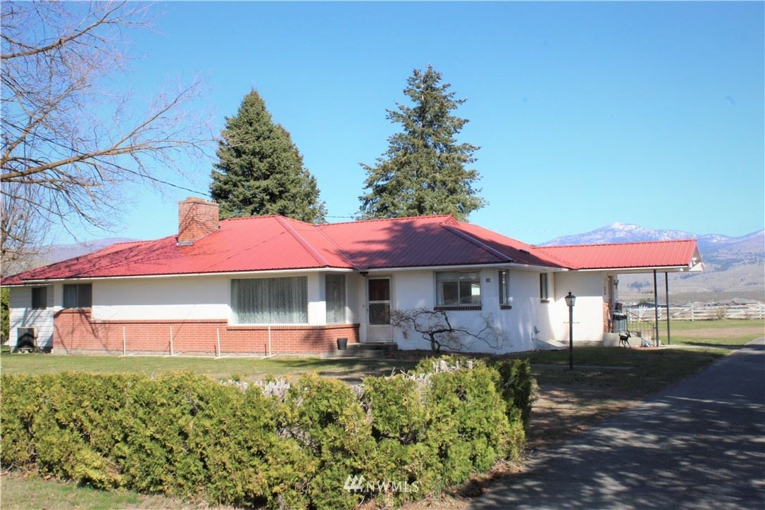 28 Robinson Canyon Road, Omak, WA 98841 - MLS#: 1753159