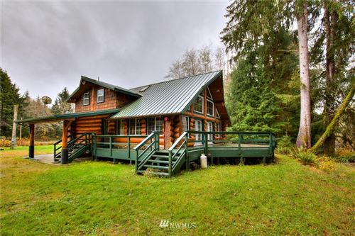 Photo of 3523 Clearwater Road, Forks, WA 98331 (MLS # 1541160)