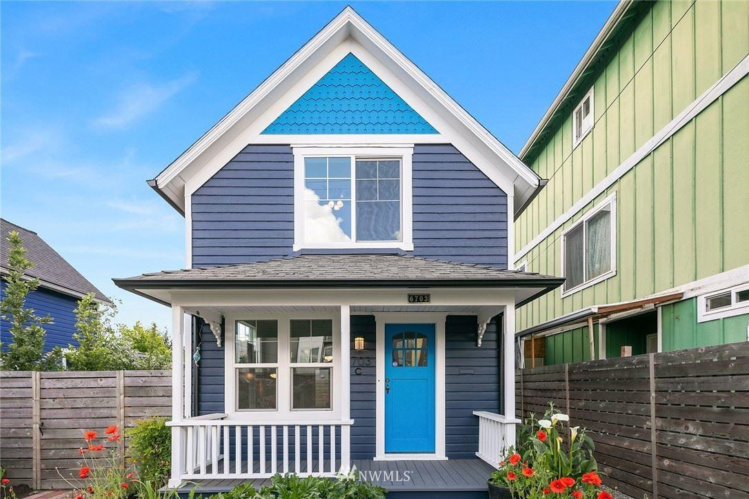 Photo of 6703 Carleton Avenue S #C, Seattle, WA 98108 (MLS # 1777160)