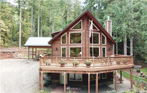 Photo of 10 N Antlers Lodge Lane, Hoodsport, WA 98548 (MLS # 1835161)