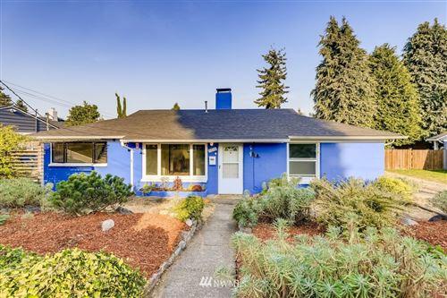 Photo of 9816 Linden Avenue N, Seattle, WA 98103 (MLS # 1660164)