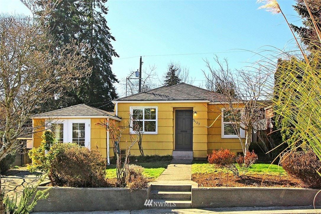Photo of 8123 31st Avenue SW, Seattle, WA 98126 (MLS # 1741167)