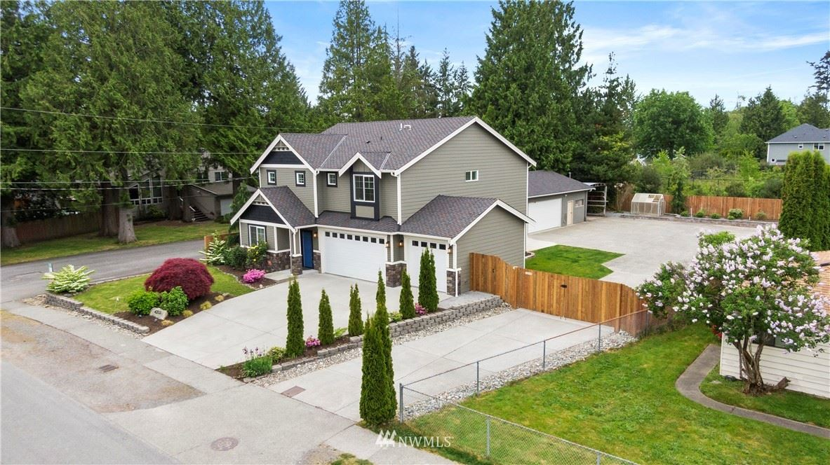 Photo of 4203 Serene Way, Lynnwood, WA 98087 (MLS # 1777168)