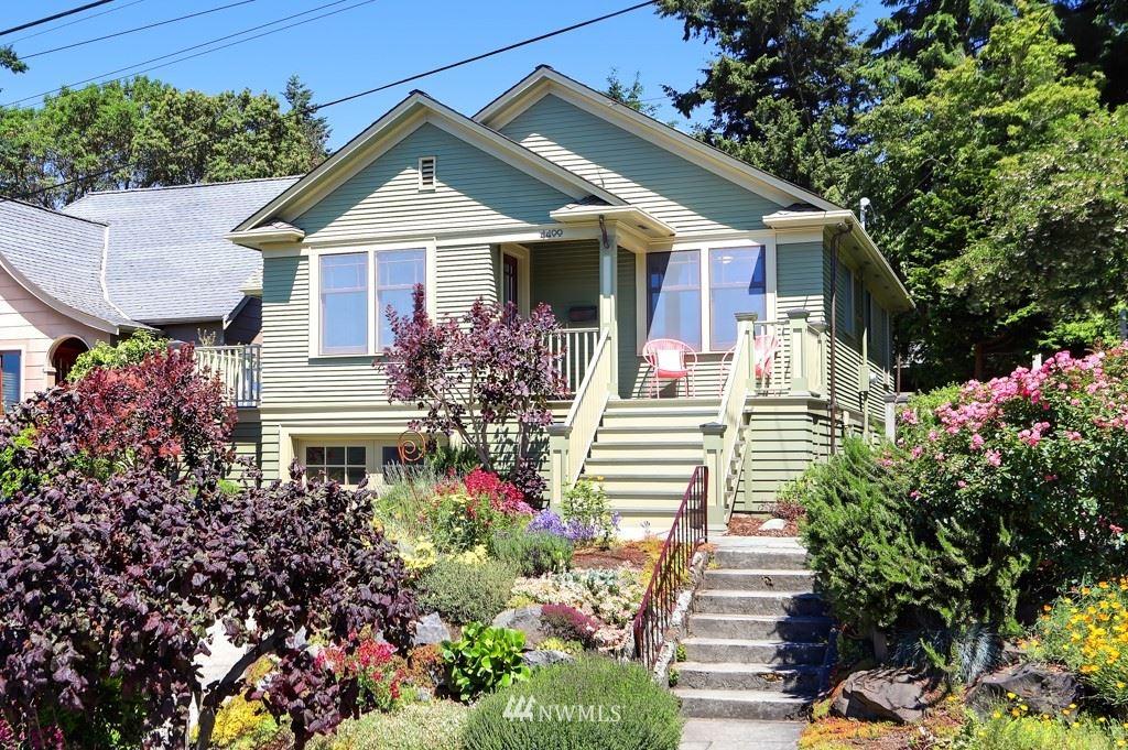 Photo of 4400 SW Dawson Street, Seattle, WA 98136 (MLS # 1792168)