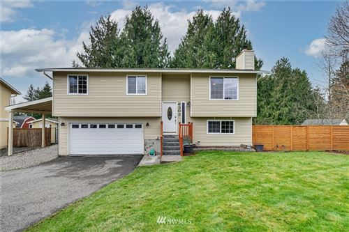 Photo of 6303 95th Place NE, Marysville, WA 98270 (MLS # 1736170)