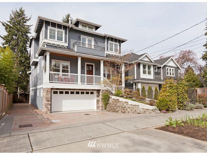 Photo of 5513 43rd Avenue NE, Seattle, WA 98105 (MLS # 1771171)