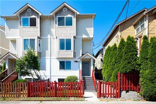 Photo of 9213 Ashworth Avenue N #B, Seattle, WA 98103 (MLS # 1808173)