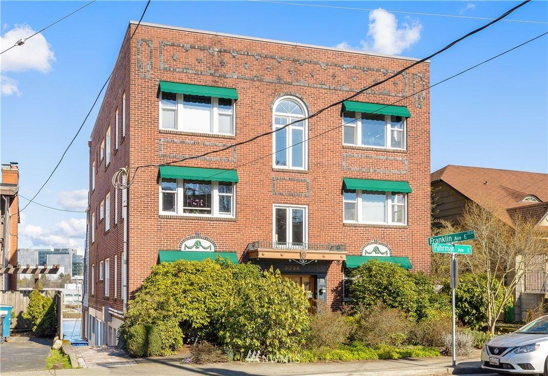 Photo of 3226 Fuhrman Avenue E #104, Seattle, WA 98102 (MLS # 1741173)
