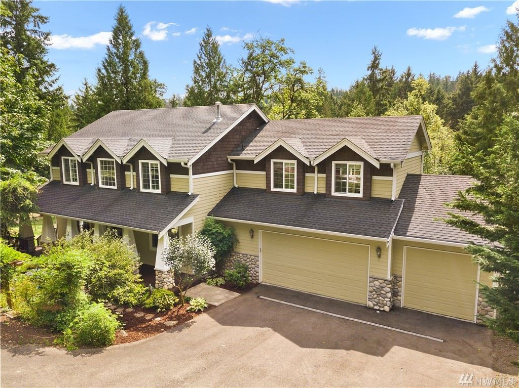 Photo of 19511 SE May Valley Road, Issaquah, WA 98027 (MLS # 1501174)