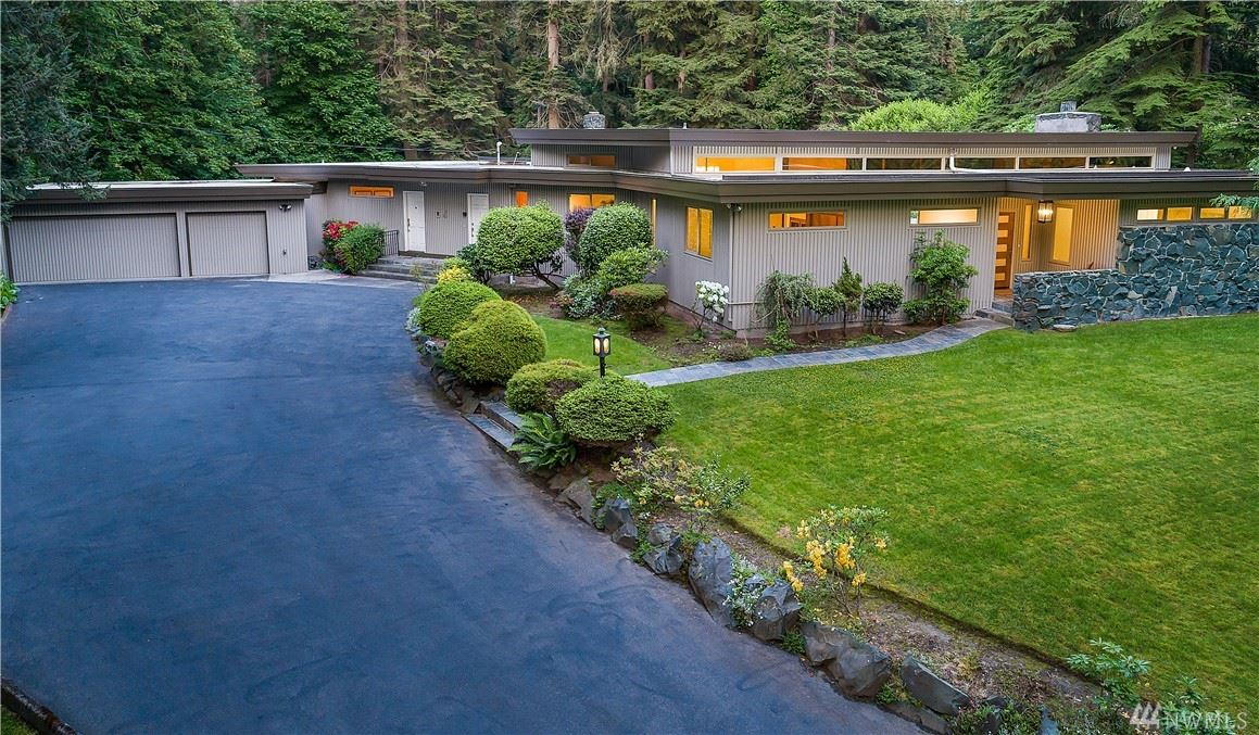 Photo of 22415 Woodway Park Road, Woodway, WA 98020 (MLS # 1604174)