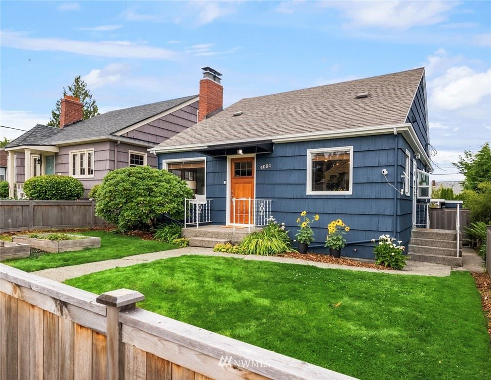 Photo of 4004 36th Avenue SW, Seattle, WA 98126 (MLS # 1792179)