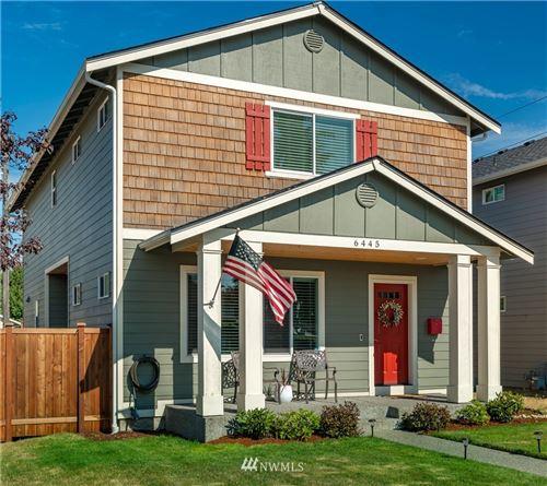 Photo of 6445 S Oakes Street, Tacoma, WA 98409 (MLS # 1812180)