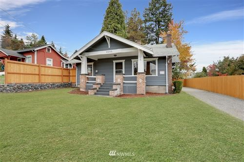 Photo of 4205 S 35th Street, Tacoma, WA 98409 (MLS # 1853180)