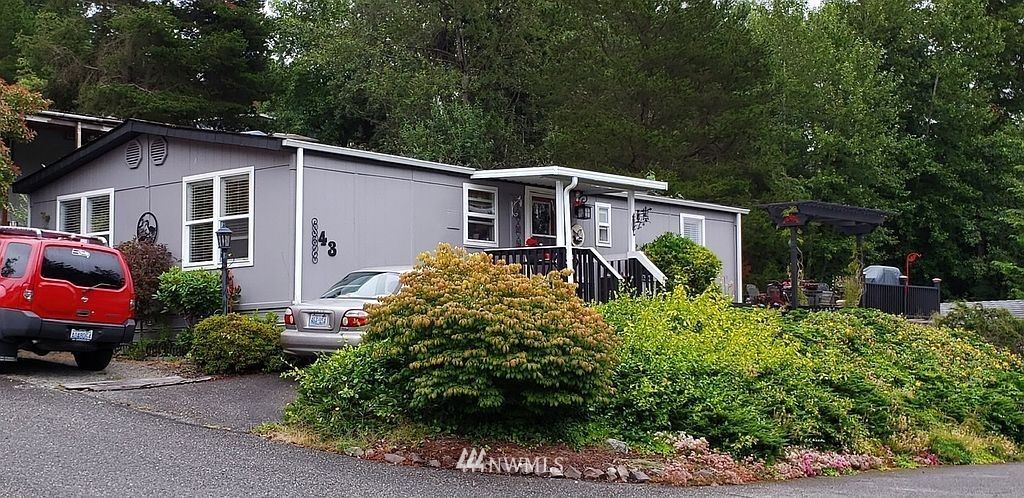 7701 Hardeson Road #43, Everett, WA 98203 - MLS#: 1665180