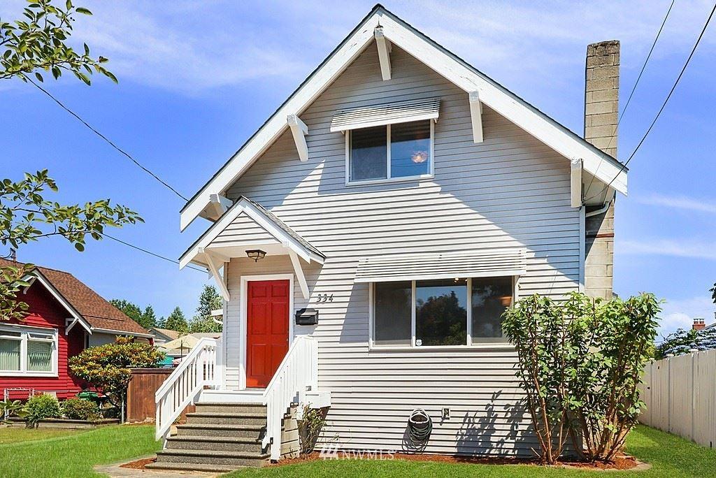 334 NW 80th Street, Seattle, WA 98117 - #: 1806180