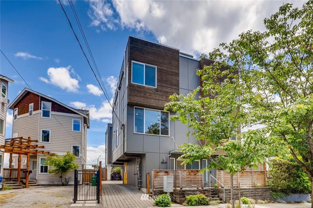 Photo of 4504 Linden Avenue N #B, Seattle, WA 98103 (MLS # 1788181)