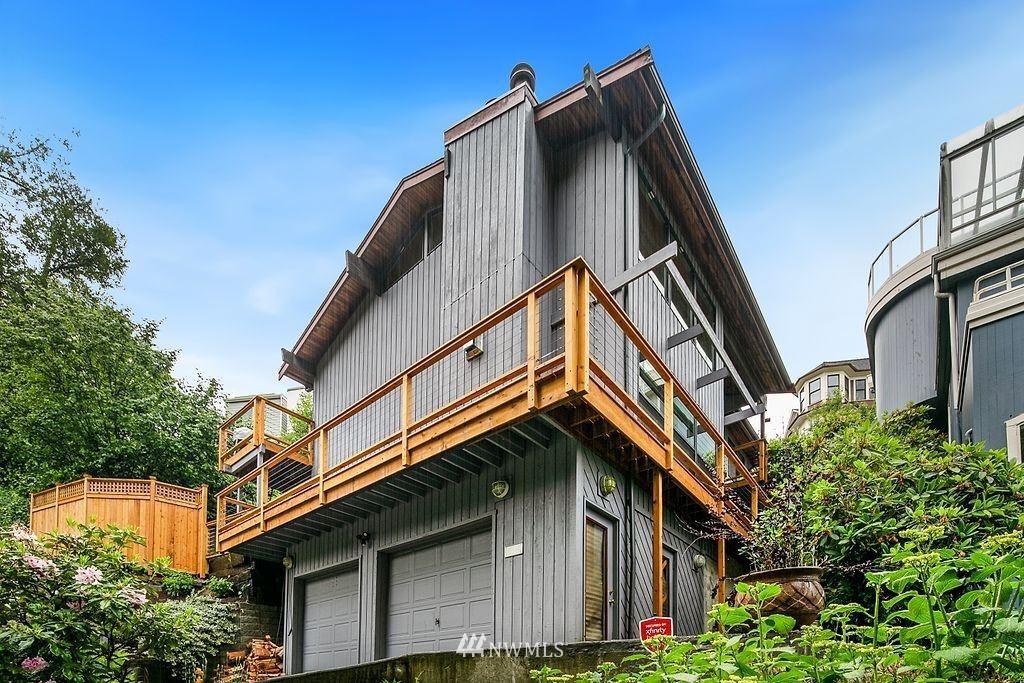 Photo of 1729 Ferry Avenue SW, Seattle, WA 98116 (MLS # 1792181)