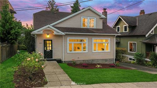 Photo of 1009 W Blaine Street, Seattle, WA 98119 (MLS # 1655185)
