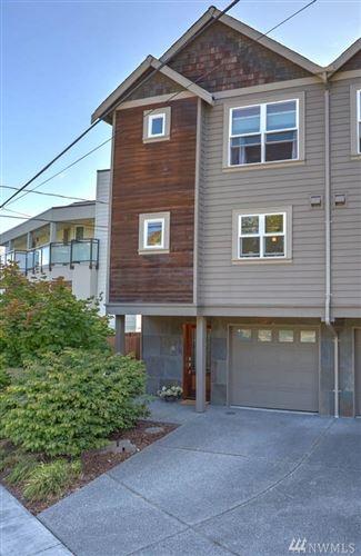 Photo of 2322 Thorndyke Ave W, Seattle, WA 98199 (MLS # 1641187)