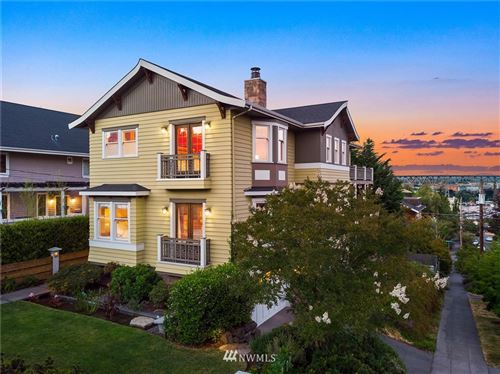 Photo of 3702 Meridian Avenue N, Seattle, WA 98103 (MLS # 1811187)