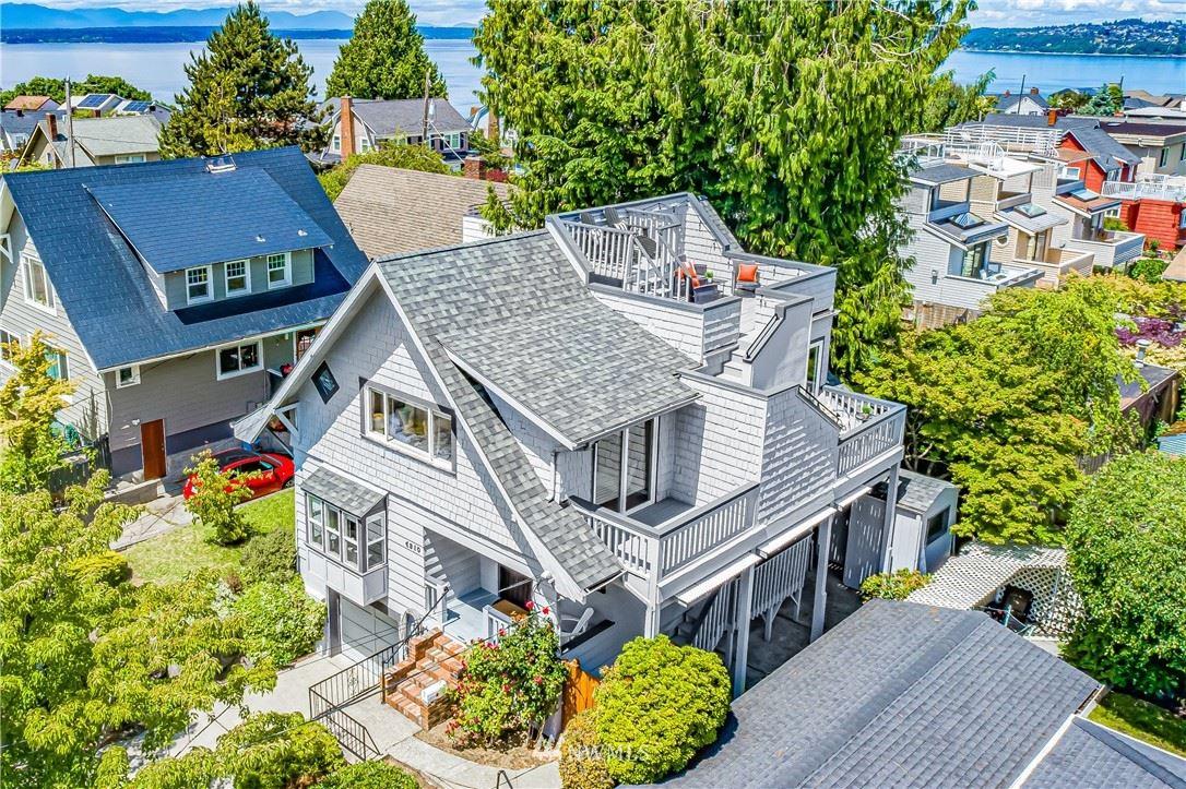 Photo of 4310 SW Atlantic Street, Seattle, WA 98116 (MLS # 1788187)
