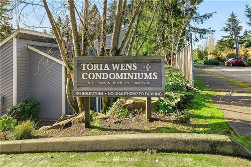 Photo of 3015 127th Place SE #N22, Bellevue, WA 98005 (MLS # 1717189)