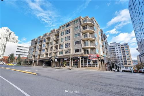 Photo of 300 110th Avenue NE #506, Bellevue, WA 98004 (MLS # 1694190)