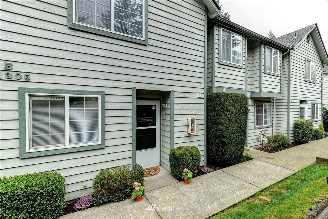 Photo of 21305 50TH Avenue W #B1, Mountlake Terrace, WA 98043 (MLS # 1748191)