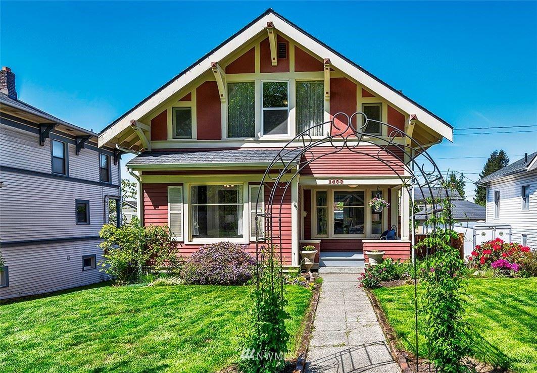 Photo of 1408 Colby Avenue, Everett, WA 98201 (MLS # 1771191)
