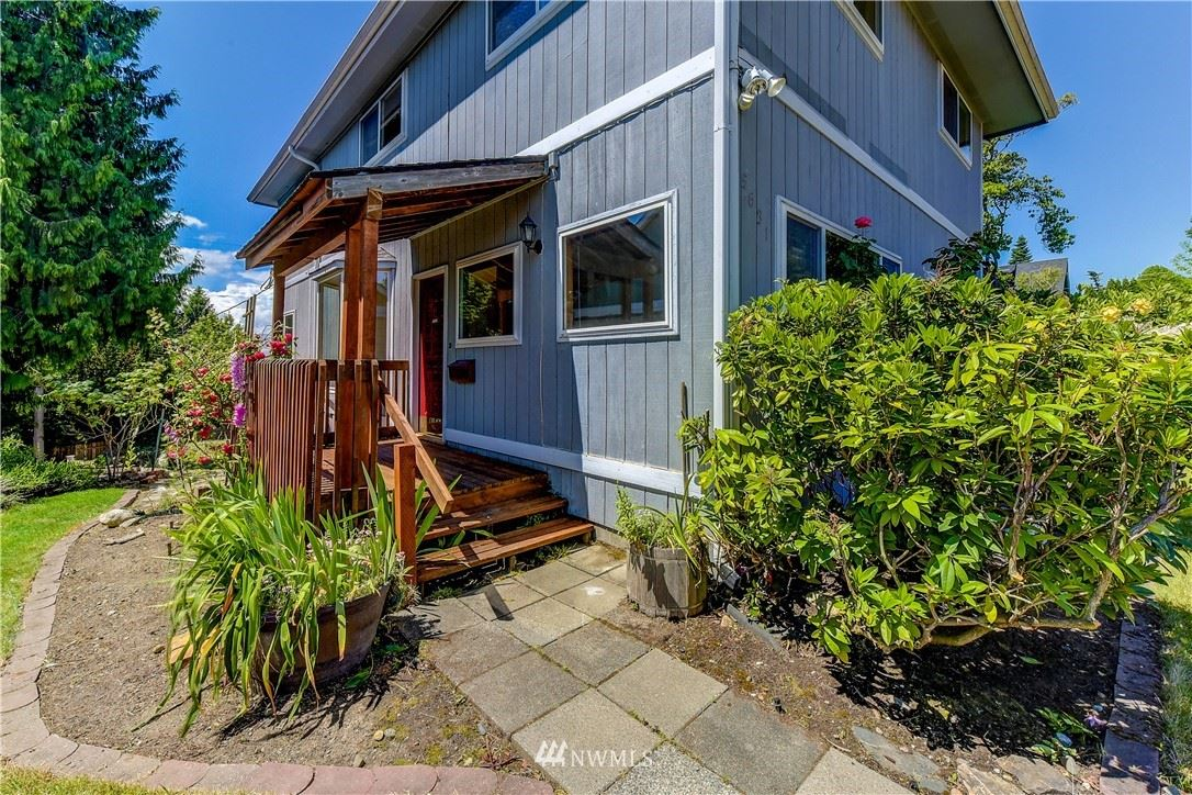 Photo of 5631 45th Avenue SW, Seattle, WA 98136 (MLS # 1789193)