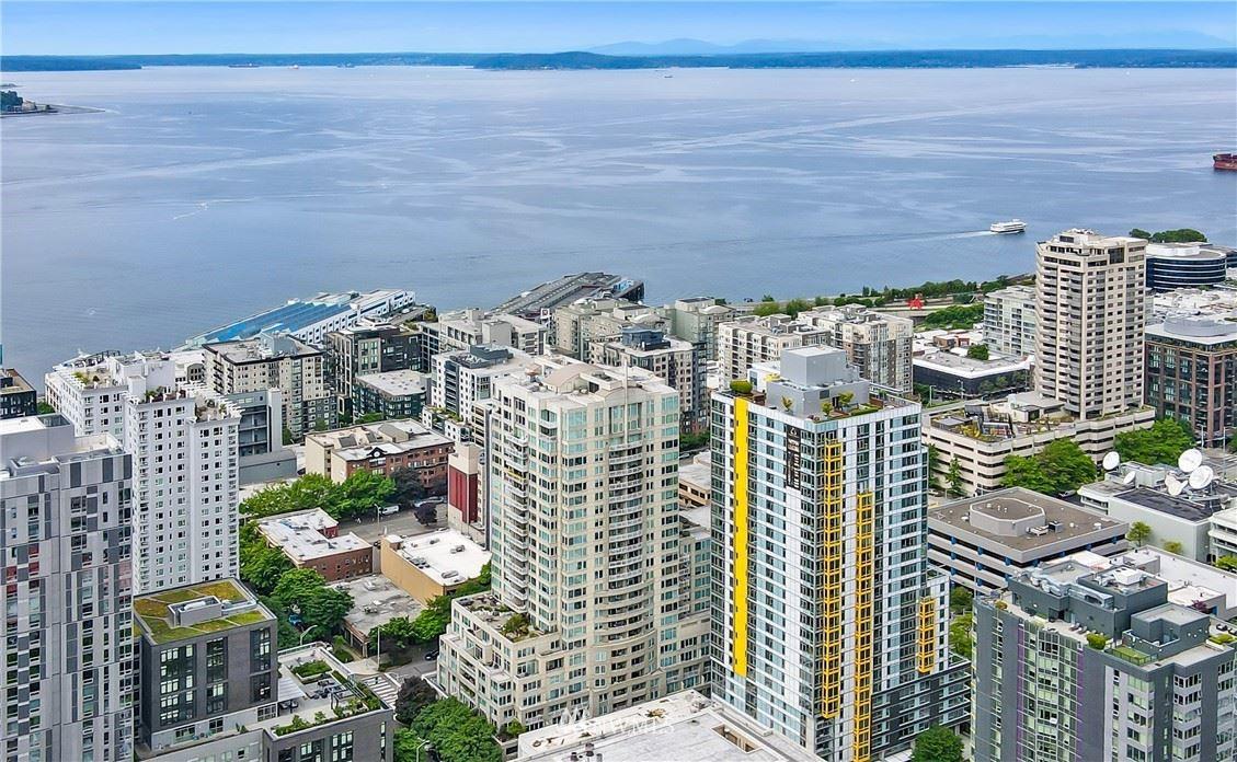 Photo of 2600 2nd Avenue #605, Seattle, WA 98121 (MLS # 1783194)