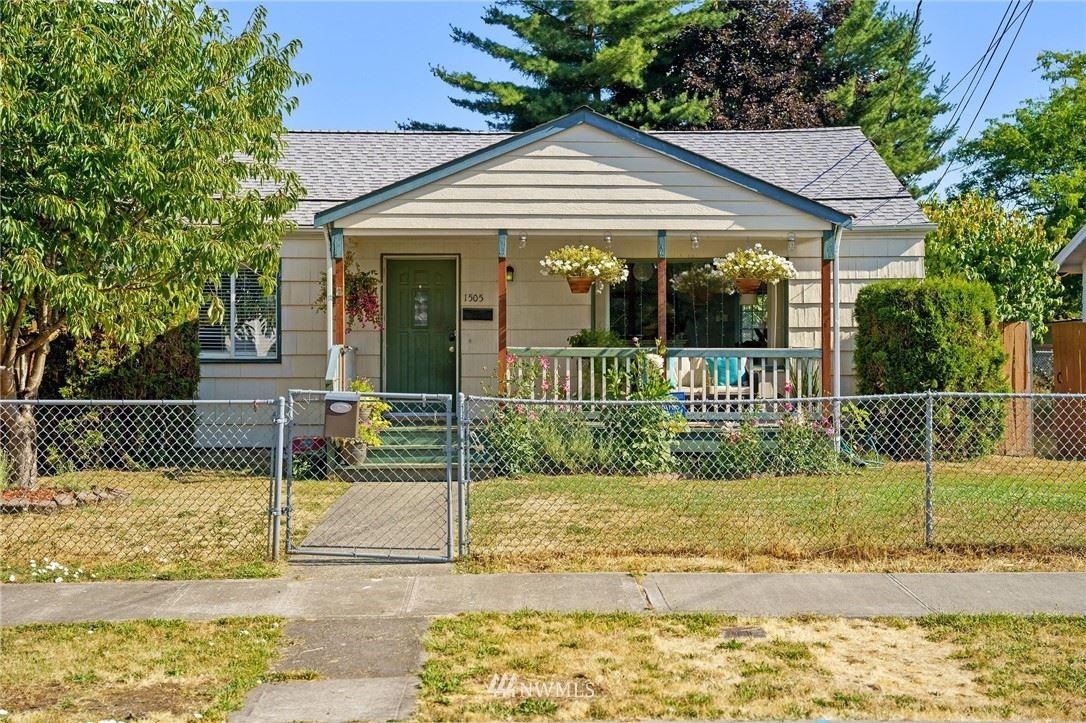 1505 S 45th S, Tacoma, WA 98418 - #: 1817194