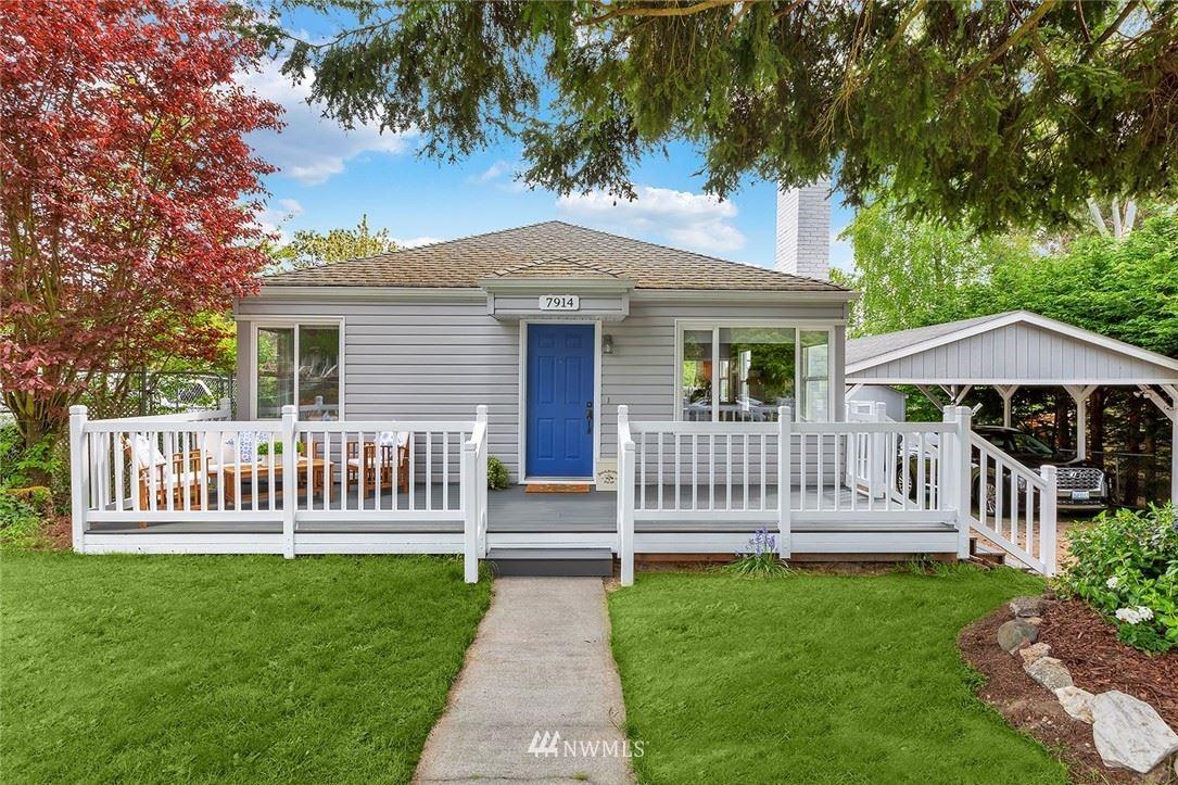 Photo of 7914 28th Avenue SW, Seattle, WA 98126 (MLS # 1757196)