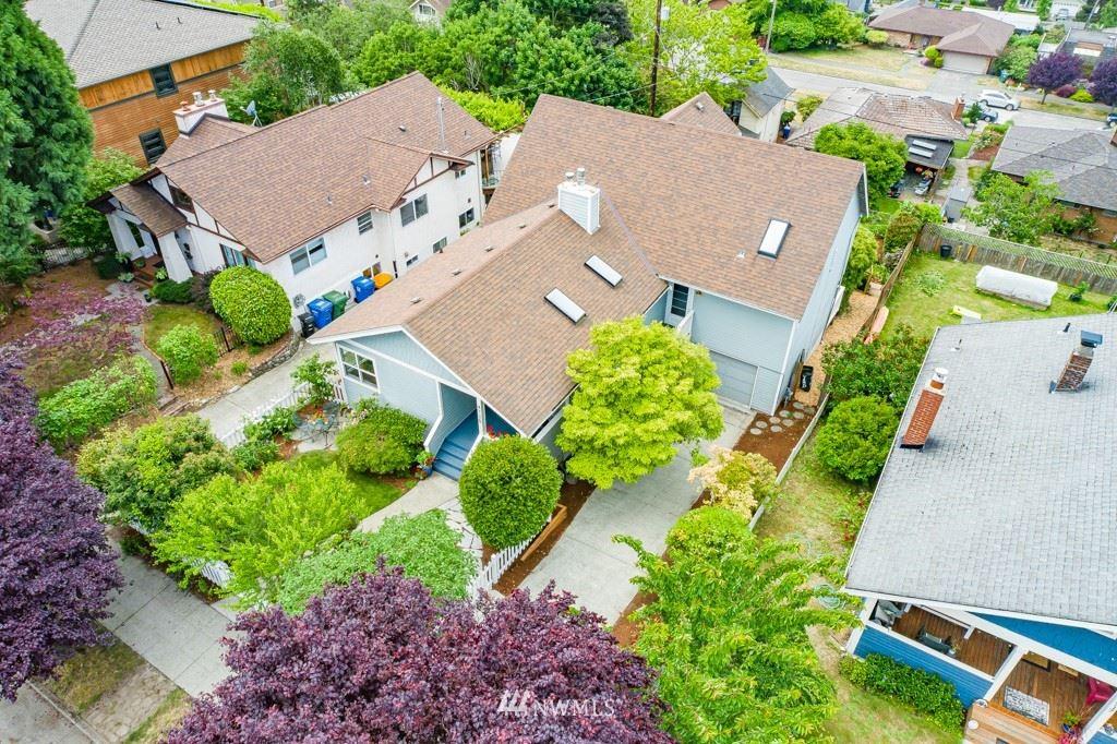 Photo of 4725 45th Avenue SW, Seattle, WA 98116 (MLS # 1780197)