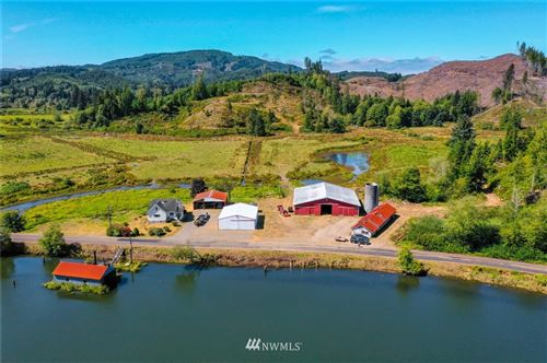 Photo of 169 W Deep River Road, Naselle, WA 98638 (MLS # 1658198)
