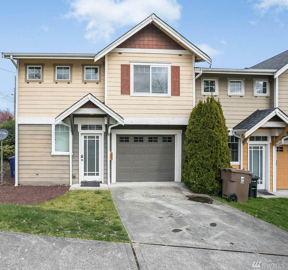 707 S 16th St, Tacoma, WA 98405 - MLS#: 1587198