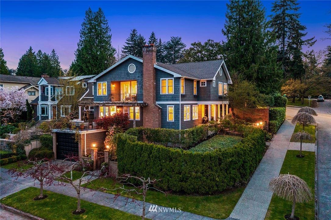 Photo of 3821 Galer Street, Seattle, WA 98112 (MLS # 1752198)