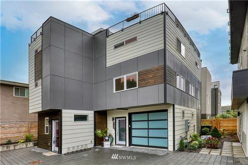 Photo of 931 NW 52nd Street, Seattle, WA 98107 (MLS # 1812200)