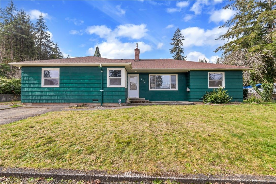 1223 S 7th Street, Shelton, WA 98584 - MLS#: 1736201