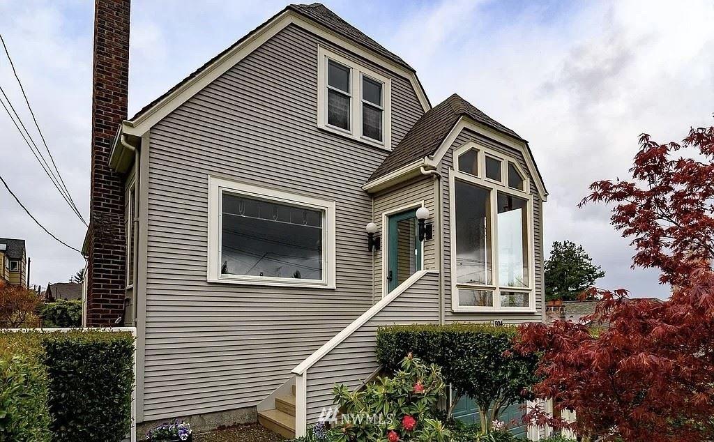 Photo of 504 N 68th Street, Seattle, WA 98103 (MLS # 1787201)