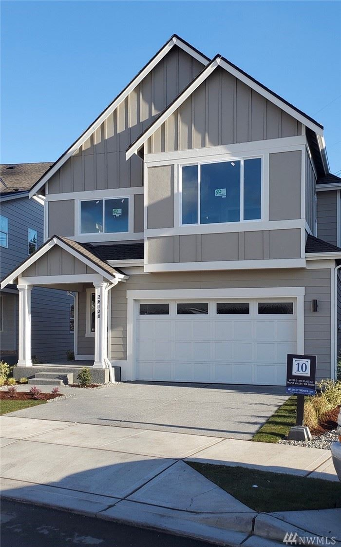28120 (Lot 10) 219th Place SE, Maple Valley, WA 98038 - #: 1553202