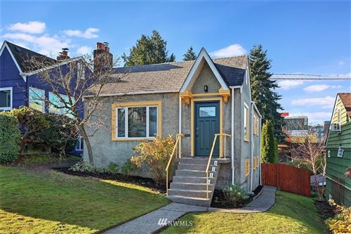 Photo of 4717 37 Avenue SW, Seattle, WA 98126 (MLS # 1694203)