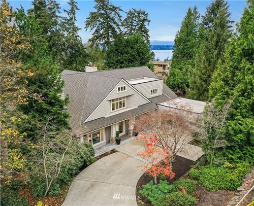 Photo of 4801 W Mercer Way, Mercer Island, WA 98040 (MLS # 1695205)