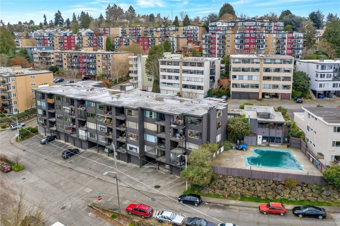 3601 24th Avenue W #102, Seattle, WA 98199 - MLS#: 1745205