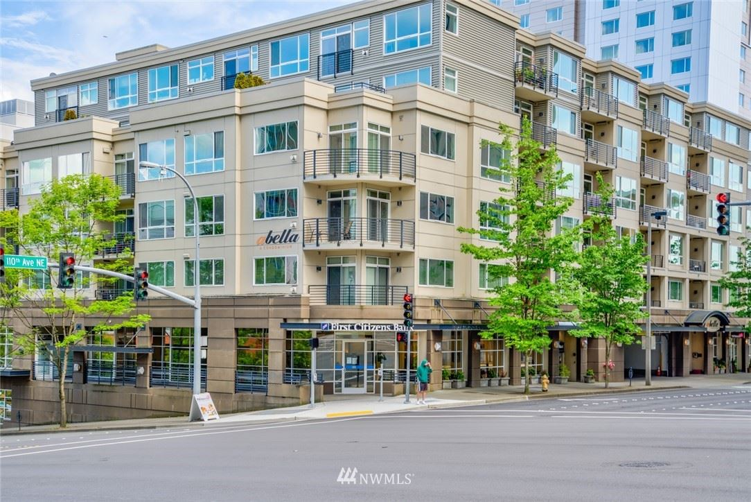 Photo of 300 110th Ave NE #602, Bellevue, WA 98004 (MLS # 1790208)