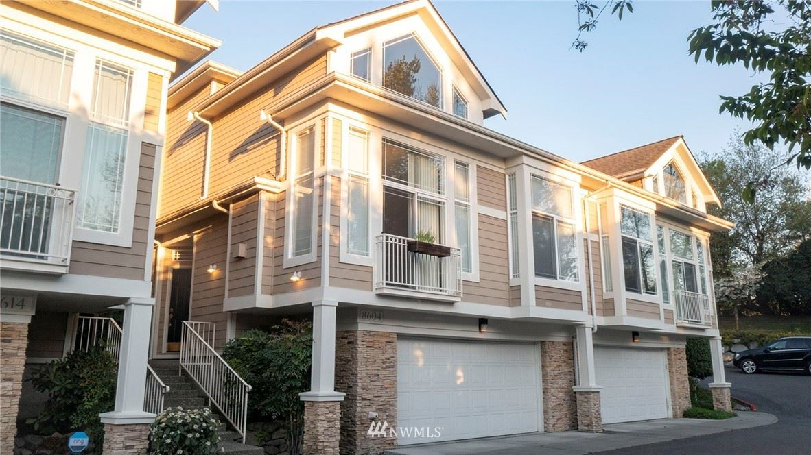 Photo of 8604 113th Lane NE #1, Kirkland, WA 98033 (MLS # 1760209)